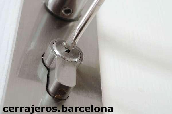 cambiar bombin barcelona