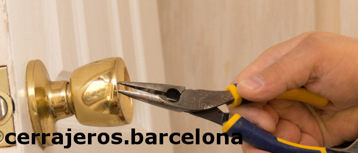 Cerrajero urgente Barcelona