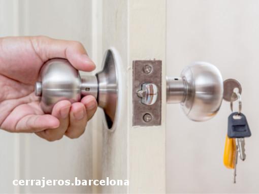 Apertura de cerraduras Barcelona
