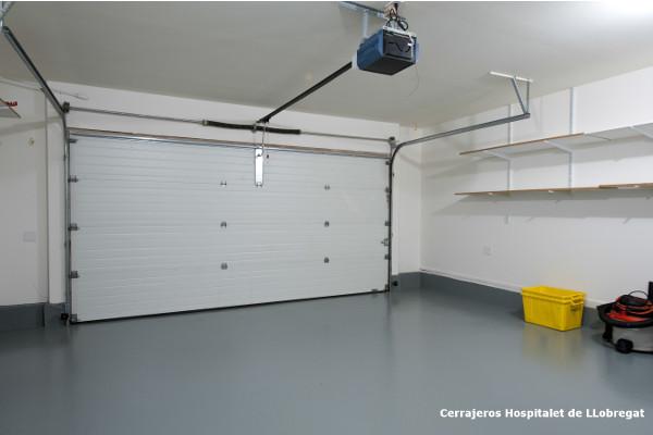Cerrajeros Hospitalet garaje