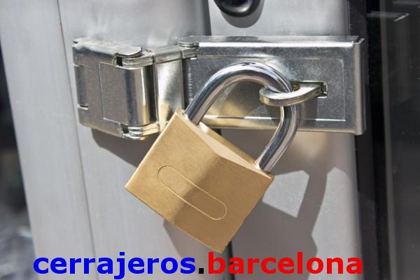 Los mejores cerrajeros de Barcelona y alrededores